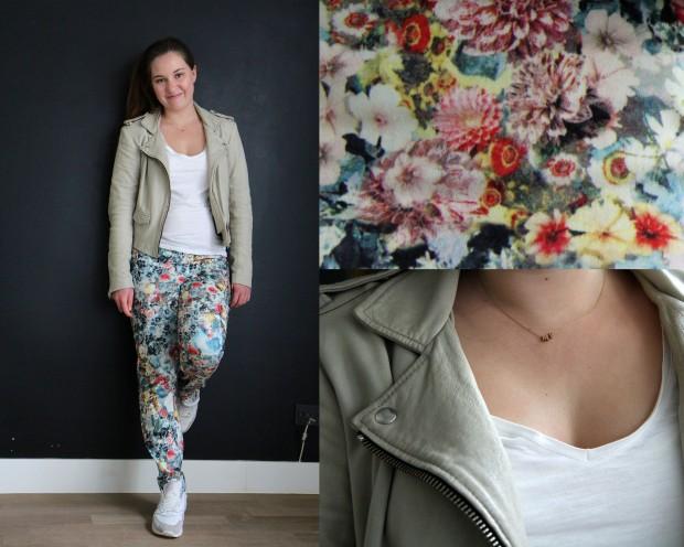 Outfit flower pants (pt 2)