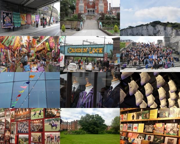 Londen collage 2